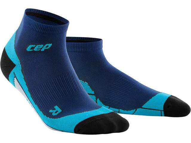 cep Dynamic+ Low Cut Socks Men deep ocean/hawaii blue